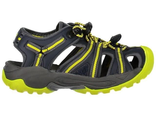 CMP Campagnolo Aquarii Sandalen Kinderen geel/grijs